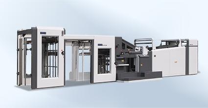 Automatic Cardboard Laminator Machine